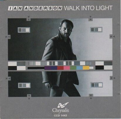 ANDERSON, IAN - WALK INTO LIGHT