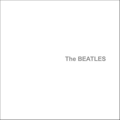 THE BEATLES - WHITE ALBUM