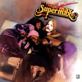 Виниловая пластинка SUPERMAX - FLY WITH ME (180GR, EXCLUSIVE IN RUSSIA)