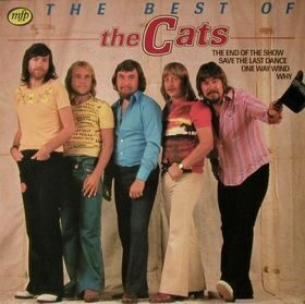 THE CATS - THE BEST OF