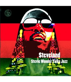 "Виниловая пластинка Steveland ‎- Stevie Wonder Talks Jazz (12"", Limited Edition, 180GR)"