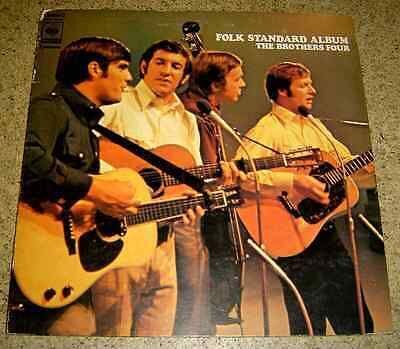 BROTHERS FOUR - FOLK STANDARD ALBUM