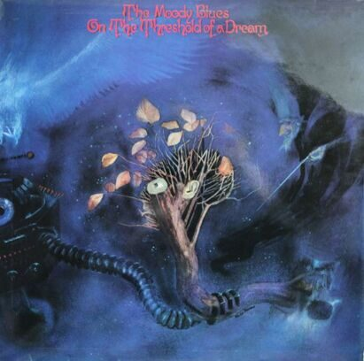 THE MOODY BLUES - OF THE THRESHOLD OF A DREAM