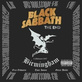 Виниловая пластника Black Sabbath ‎– The End: Live In Birmingham (3LP, Colour, 180 GR)
