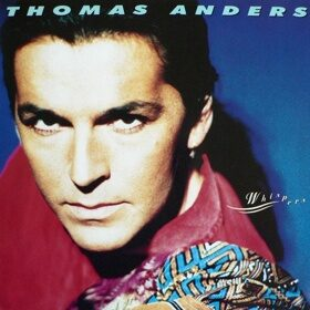 Виниловая пластинка THOMAS ANDERS - WHISPERS (EXCLUSIVE IN RUSSIA)