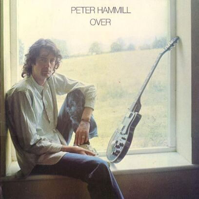 PETER HAMMILL - OVER