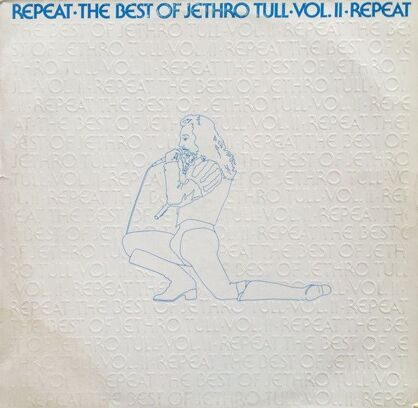 JETHRO TULL - REPEAT-THE BEST OF VOL.2