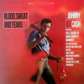 Виниловая пластинка Johnny Cash - Blood, Sweat And Tears (Limited Edition, 180GR)
