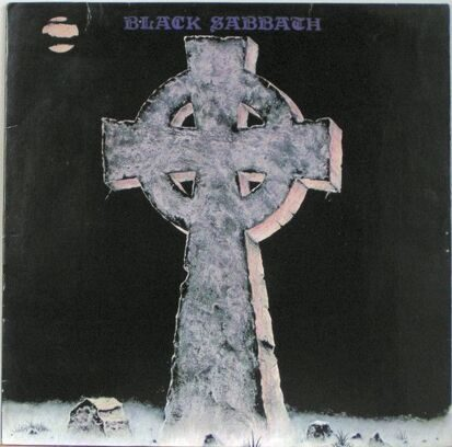 BLACK SABBATH - HEADLESS CROSS