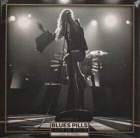 Виниловая пластинка Blues Pills - Lady In Gold: Live In Paris (2LP, Picture Vinyl, Limited Edition)