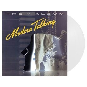 Виниловая пластинка MODERN TALKING - THE 1ST ALBUM (180GR, Clear Vinyl, Only In Russia)