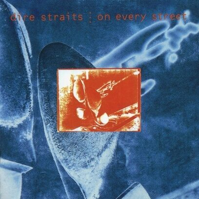 Виниловая пластинка  DIRE STRAITS - ON EVERY STREET (2LP, Gatefold)