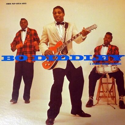 BO DIDDLEY - 3 DOZEN SUPER NUMBERS