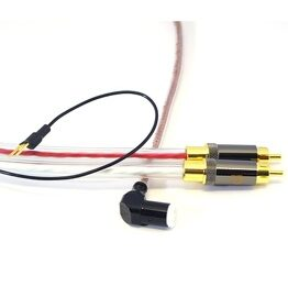 Фоно кабель Purist Audio Design 25th Anniversary Phono Cable Din-RCA 1.2m Luminist Revision (Straigth)