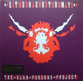 Виниловая пластинка The Alan Parsons Project ‎– Stereotomy (180 GR)