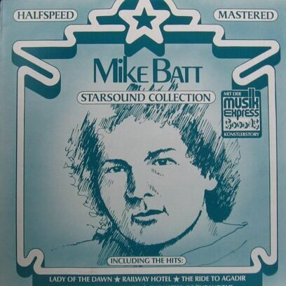 MIKE BATT - STARSOUND COLLECTION