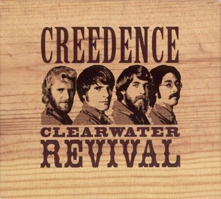 CREEDENCE CLEARWATER REVIVAL - BIG THING