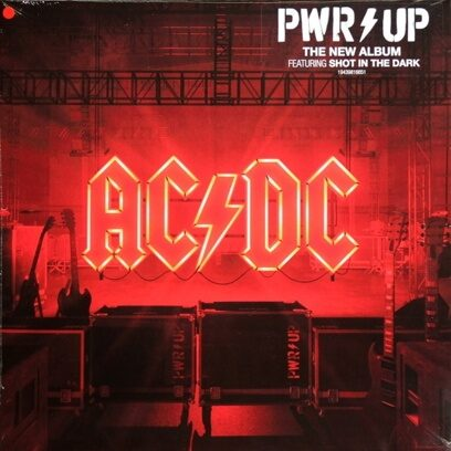 Виниловая пластинка AC/DC - Power Up (Limited 180 Gram Opaque Red Vinyl, Gatefold)