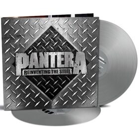 Виниловая пластинка PANTERA - REINVENTING THE STEEL (2LP, Silver Vinyl,180GR) 20TH ANNIVERSARY