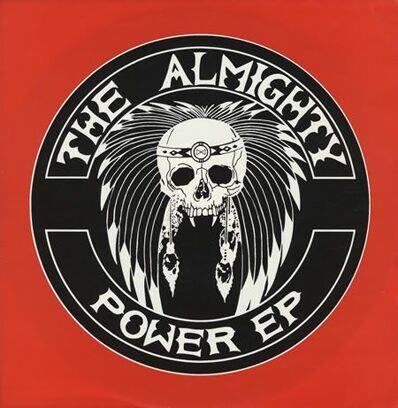 THE ALMIGHTY - POWER EP