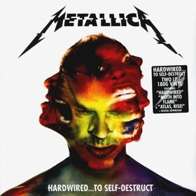 Виниловая пластинка METALLICA - HARDWIRED...TO SELF-DESTRUCT (2LP, 180GR, Gatefold)