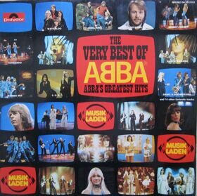 ABBA - VERY BEST OF ABBA
