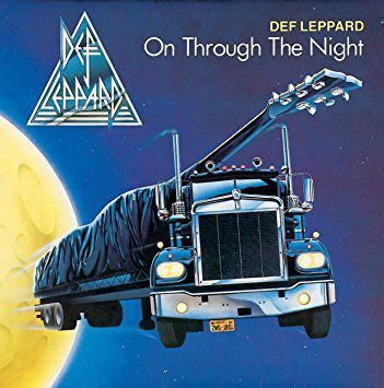 DEF LEPPARD - ON THROUGH THE NIGHT