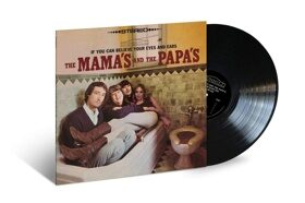 Виниловая пластинка THE MAMAS & THE PAPAS - IF YOU CAN BELIEVE YOUR EYES AND EARS