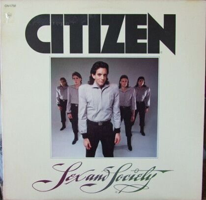 CITIZEN - SEX AND SOCIELY