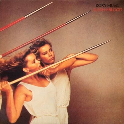 ROXY MUSIC - FLESH BLOOD