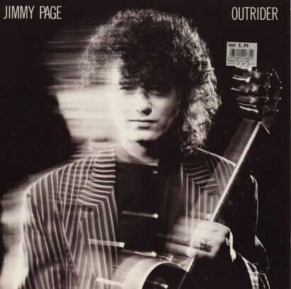 JIMMY PAGE - OUTRIDER