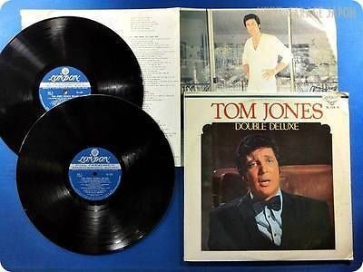 TOM JONES - DOUBLE DELUXE