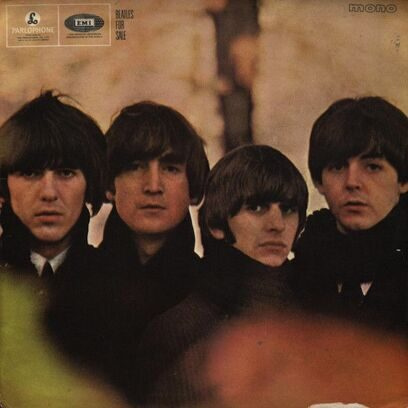 THE BEATLES - FOR SALE