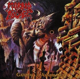 Виниловая пластинка Morbid Angel ‎- Gateways To Annihilation (Limited Edition)