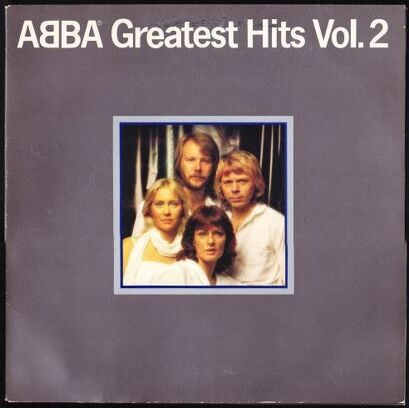 ABBA - GREATEST HITS VOL. 2