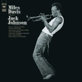 Виниловая пластинка MILES DAVIS - A TRIBUTE TO JACK JOHNSON