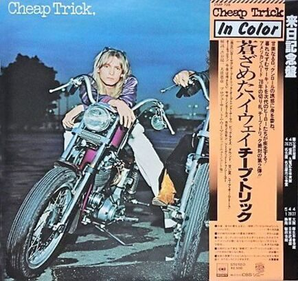 CHEAP TRICK - IN COLOR