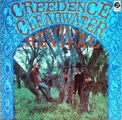 CREEDENCE CLEARWATER REVIVAL - REVIVAL