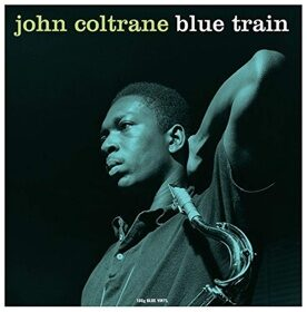 Виниловая пластинка JOHN COLTRANE - BLUE TRAIN (180GR, Blue Vinyl)