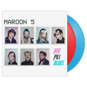 Виниловая пластинка MAROON 5 ‎- RED PILL BLUES (2LP, Coloured Vinyl)